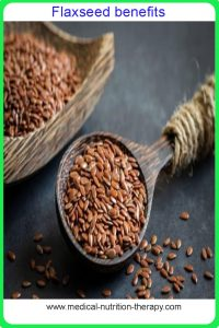 """ Flaxseed benefits """