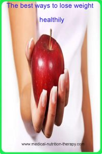 The best ways to lose weight healthily