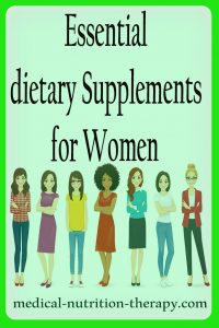 Essential dietary Supplements for Women
